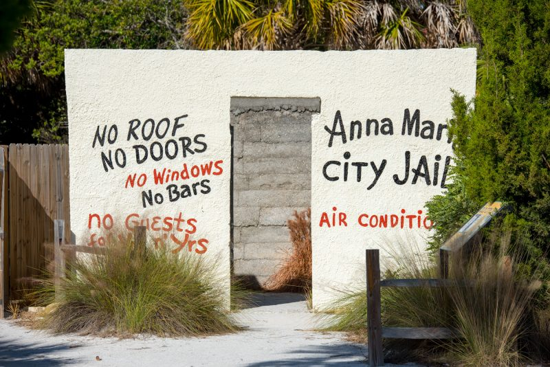 city jail anna maria historical attraction