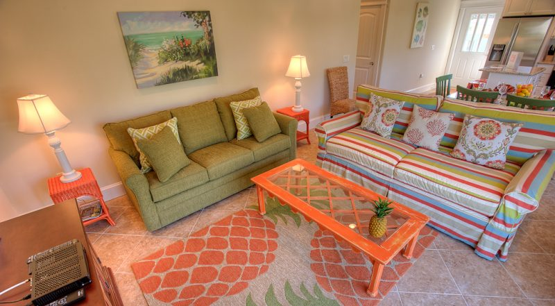 anna maria vacation rentals with waterfront views