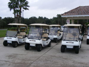 where to get a golf cart on anna maria island