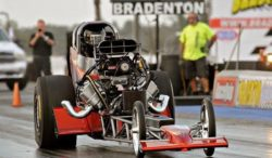 Racing at Bradenton Motorsports park