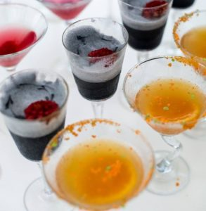 Cocktails at Set The Bar Competition in Sarasota